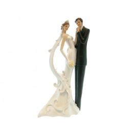 Statue couple grand modèle