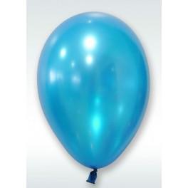 Ballon nacre turquoise