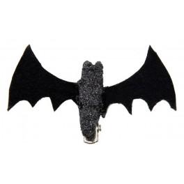 Halloween sur pince Noir