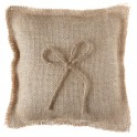 Coussin alliance Nature Jute