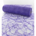 Chemin de table Sizoweb Vague Violet