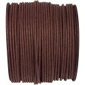 Paper cord laitonné Chocolat