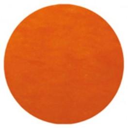 Set de table rond Orange