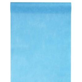10 m Intissé Uni Turquoise