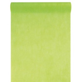 10 m Intissé Uni Vert