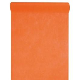 10 m Intissé Uni Orange