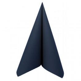 serviette voie s che gris anthracite serviettes d co de table decodefolie. Black Bedroom Furniture Sets. Home Design Ideas