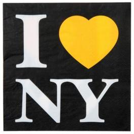 Serviette de table New York