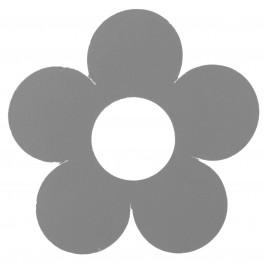 Marque place Fleur Gris