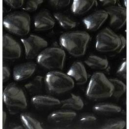 Mini coeur Chocolat Noir