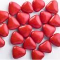 Mini coeur Chocolat Rouge
