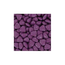 Mini coeur Chocolat Lilas
